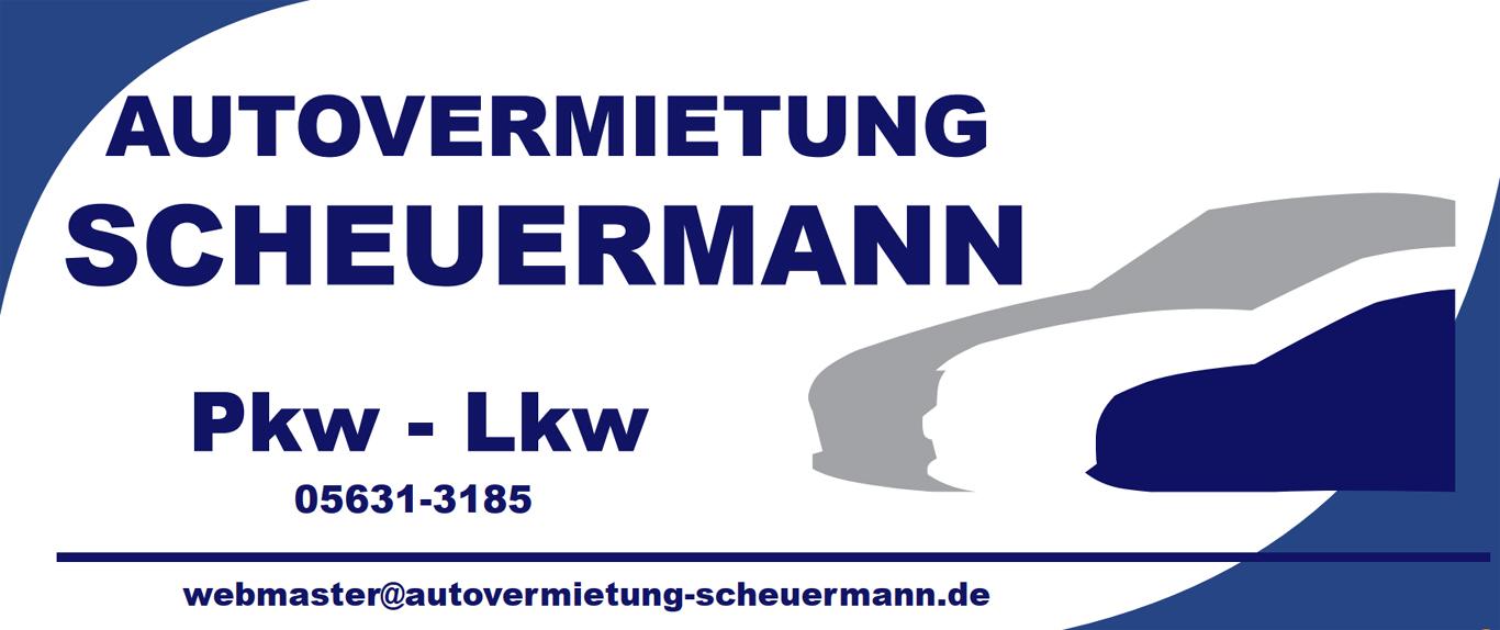 Autovermietung Scheuermann